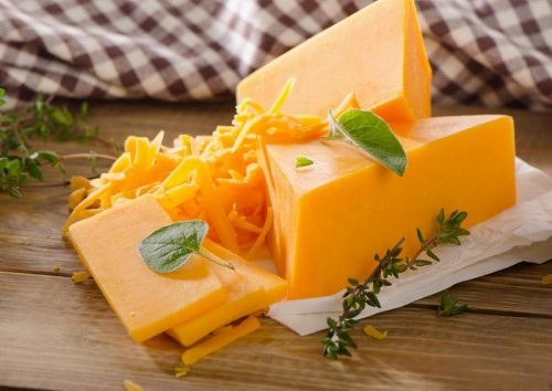 Содержание витамина D в твердом сыре