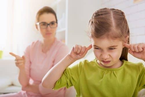 Важные аспекты в воспитании дочери