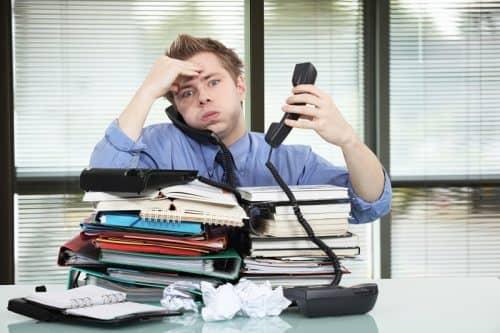 Первые звоночки о смене работы