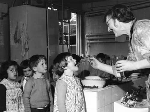 Польза витамина D для детей