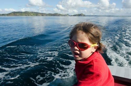 Отдых на море с ребенком