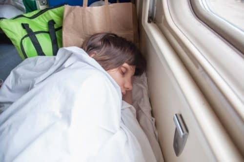 Как путешествовать в поезде с комфортом?