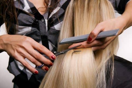 Правила окрашивания волос