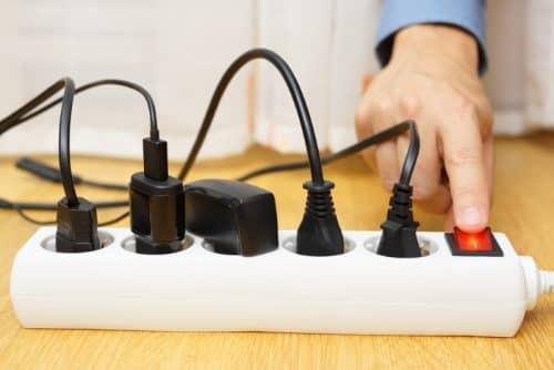 Правила пользования зарядкой