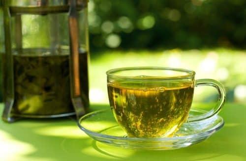 Зеленый чай для профилактики от рака