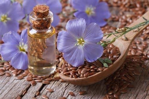 Польза молотых семян льна