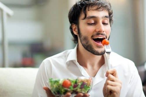 Вкусная пища без соли
