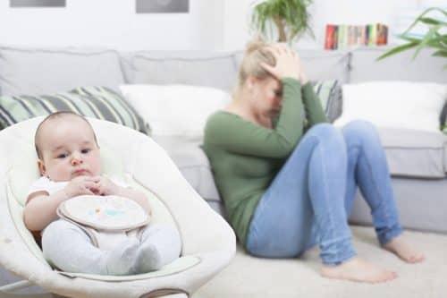 Бывает ли депрессия после родов?