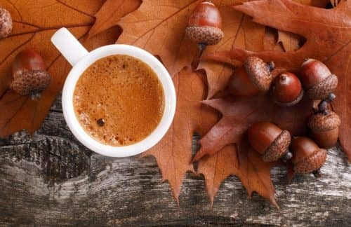 Кофе из желудей