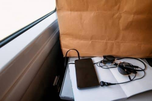 Чтобы никто не мешал сну в поезде