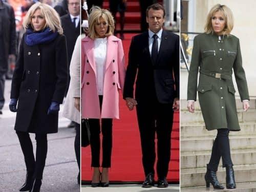 Стильные модели пальто