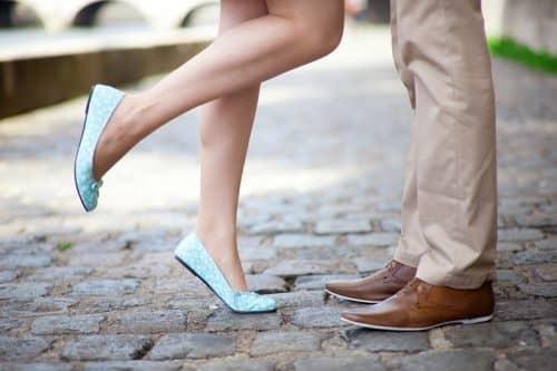 Как выбрать обувь на плоском ходу?