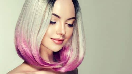 Идеальное окрашивание волос