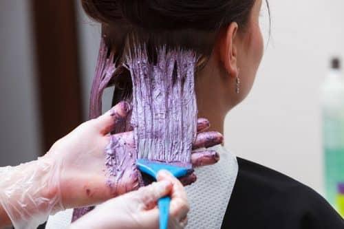 Как красить волосы?