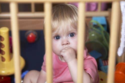 Манеж для ребенка