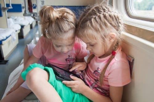 Как зарядить гаджет в поезде?
