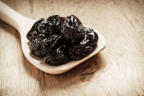 Кефир с черносливом