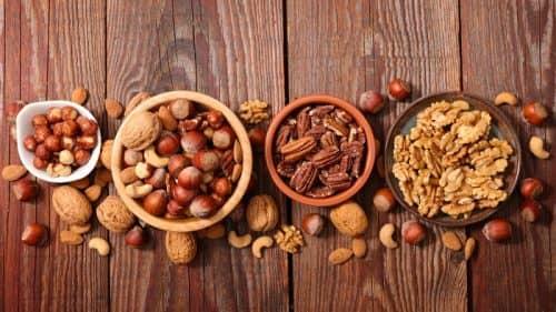 Орехи для профилактики рака