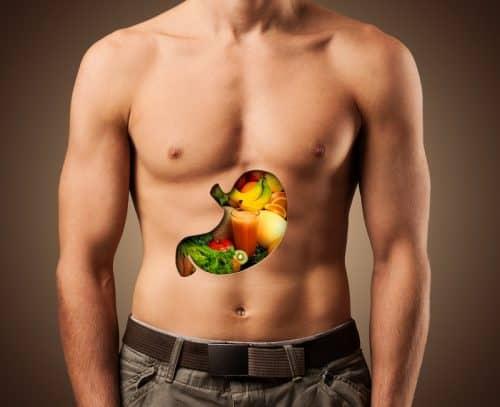 Боль в висках при проблемах с желудком