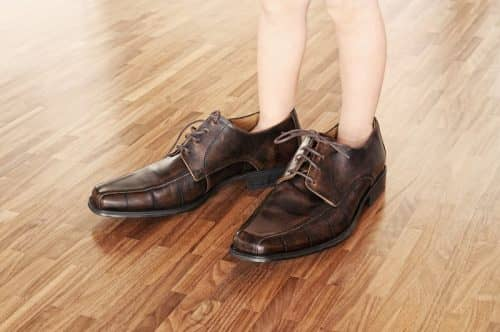 Выбор подходящего размера обуви