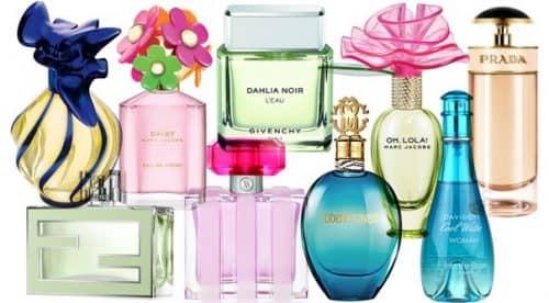 Выбор летних ароматов духов