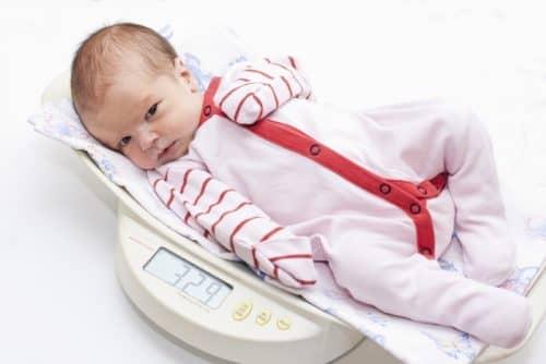 Весы для новорожденного