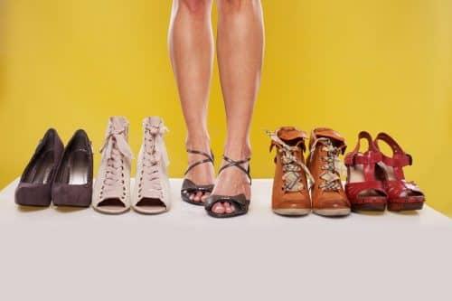 Как подобрать правильную обувь?