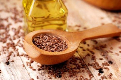 Семена льна для профилактики от рака