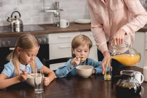 Польза воды для детей