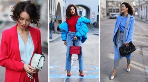 Стильные цвета в одежде 2019