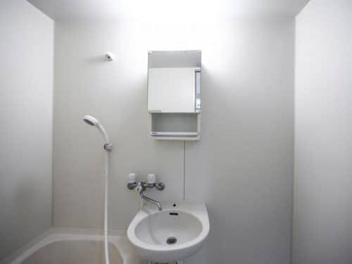 Свободное пространство в ванной