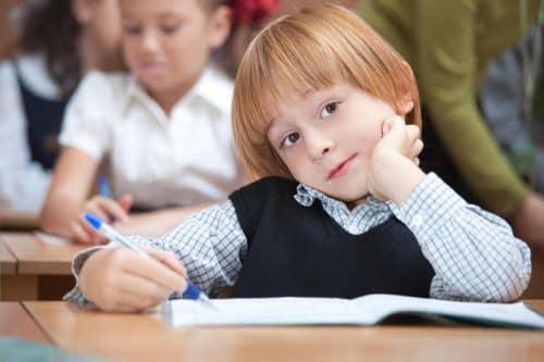 Как приучить ребенка к школе?
