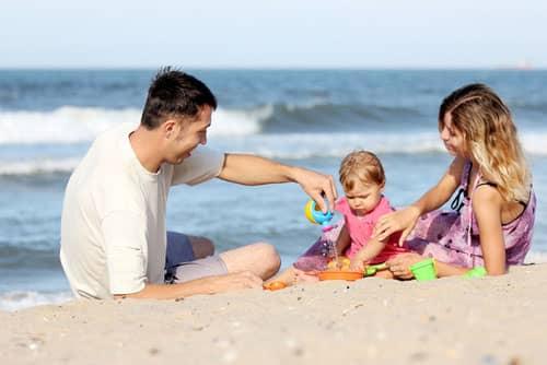 Отправляемся на отдых с детьми