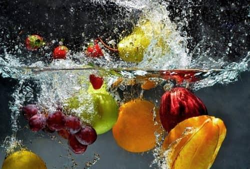 Какие продукты надо мыть?