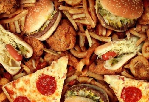 Жирная пища ухудшает память