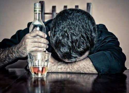 Алкоголь ухудшает память