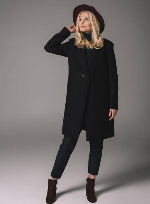 Выбор черной одежды