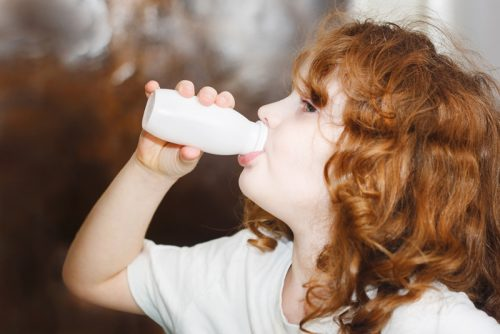 Польза натурального йогурта