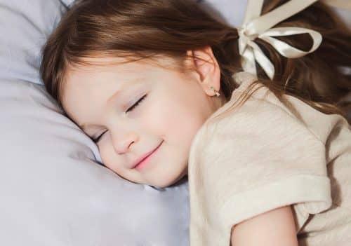 Капризы ребенка перед сном