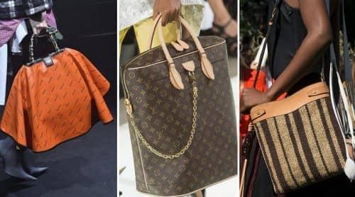Модные коричневые сумки