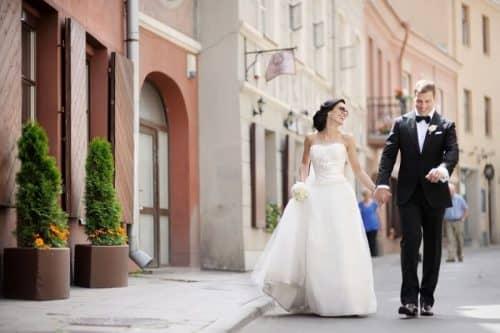Свадебная примета в ЗАГсе