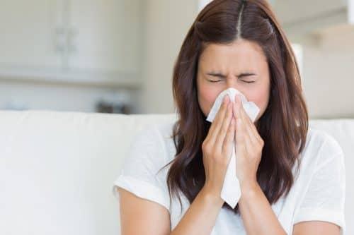 Проблемы с дыханием от кондиционера