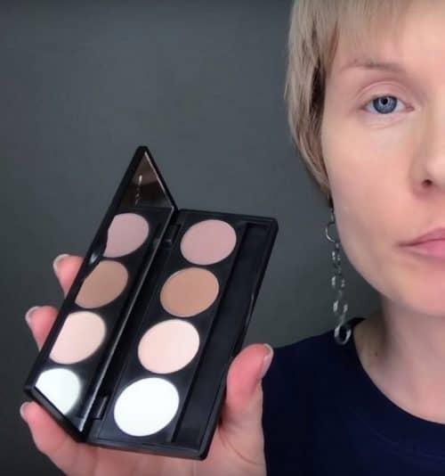 Выбор теней для макияжа