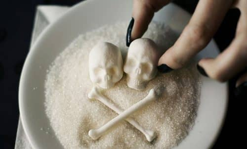 Сахар ухудшает память