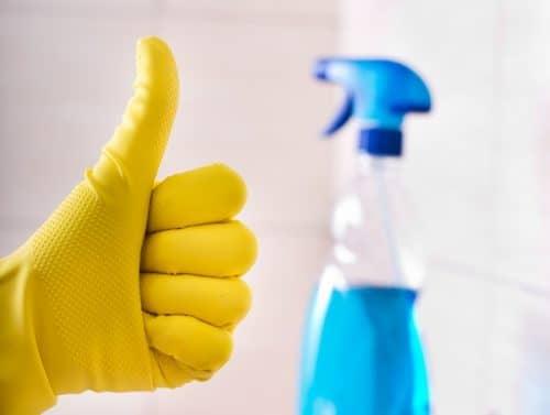 Как почистить занавеску для душа