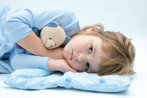 Если ребенок не хочет спать
