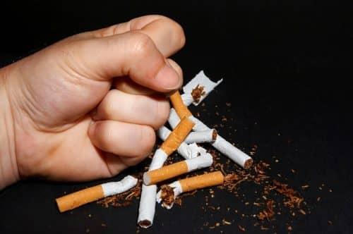 Курение ухудшает память