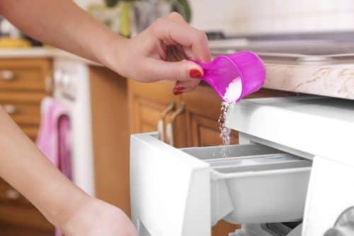 Недостатки стиралки на кухни