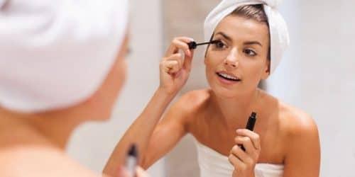 Польза утреннего макияжа