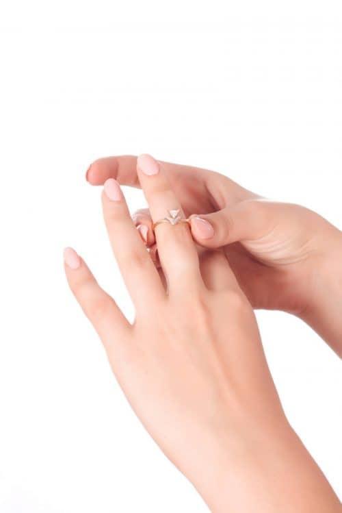 Примета с кольцом